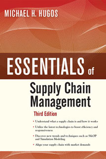 Essentials of Supply Chain Management - Michael Hugos