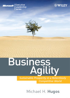 Business Agility - Michael Hugos