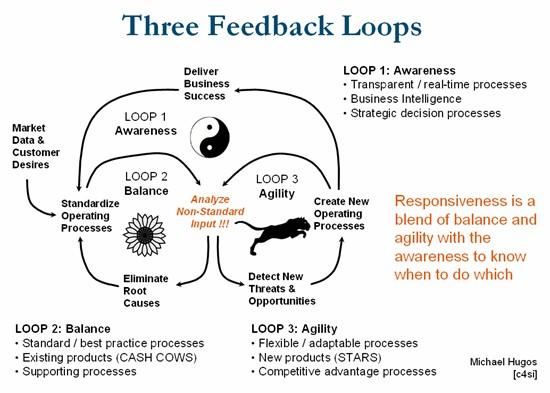 Three Agile Feedback Loops lowres